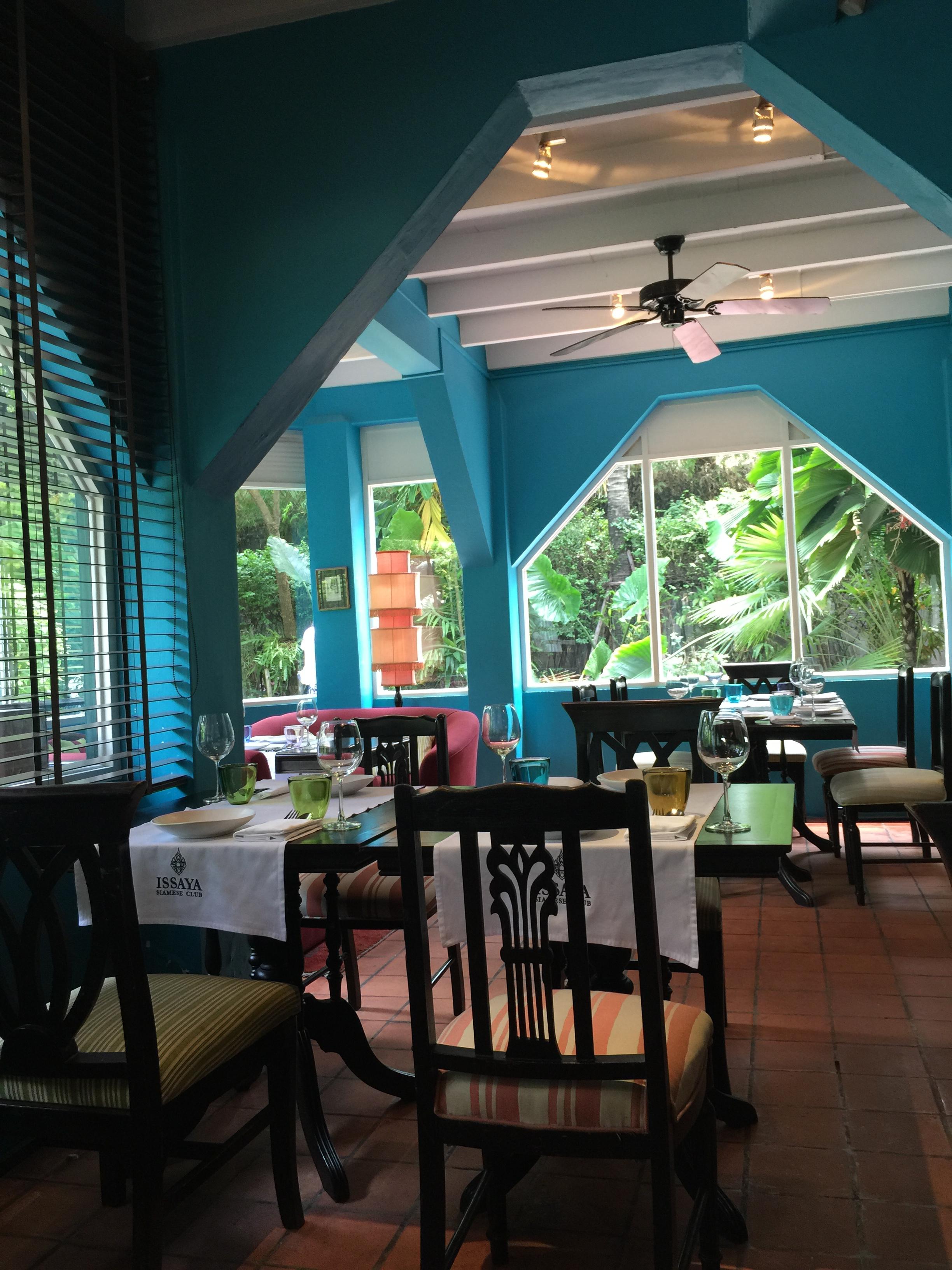 Issaya Siamese Club @ Bangkok, Thailand | Doris\' Corner…a bit of ...